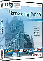 tmx 5.0 Englisch Komplettversion mit Sprachausgabe. Windows 7; Vista; XP; 2000