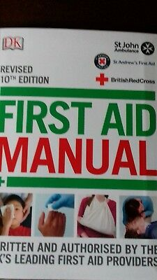 Dk First Aid Manual (Revised 10Th Edition)