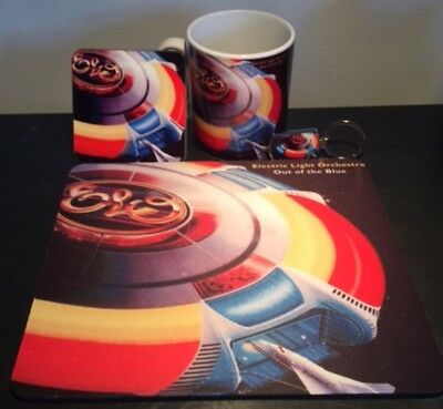 ELO Out Of The Blue The Ultimate 40th Anniversary Gift Set
