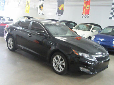 2012 Kia Optima 4dr Sedan 2.4L Automatic EX 52000 MILES NONSMOKER FLORIDA LOADED AND IMMACULATE JUST SERVICED NO ISSUES!