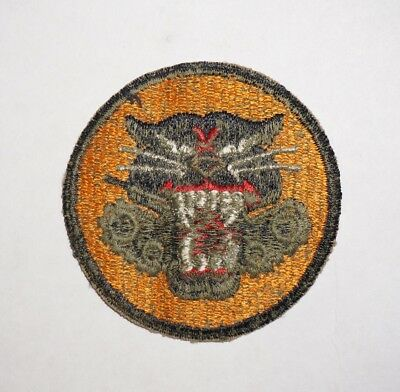 Tank Destroyer Forces Greenback Rare Patch WWII US Army P4934