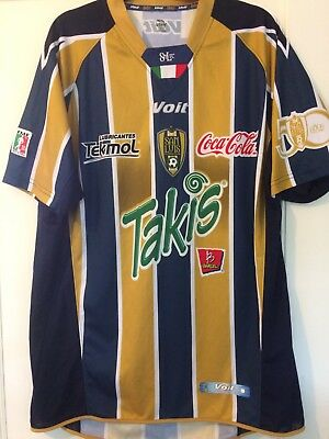 San Luis Mexican Football Jersey Rare Collectible Home Shirt 50 Anos  Edition