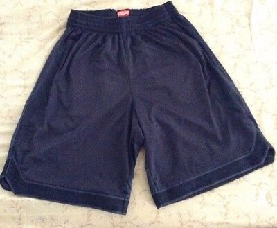 Men's Adidas Basketball Shorts Size Medium Black Athletic Training Running Short