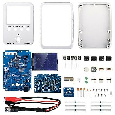 Kuman JYE Tech DSO Shell Oscilloscope DIY Kit with Open Source 2.4 inch color...