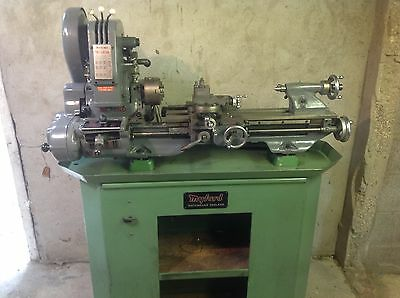 Lathe - Myford ML7 TRI-LEVA Metal Turning Lathe
