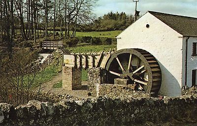 SCUTCH MILL close to COOKSTOWN CO TYRONE IRELAND NPO DEXTER POSTCARD POSTED 1973