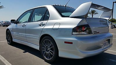 2006 Mitsubishi Evolution  2006 Mitsubishi Evolution IX MR, ORIGINAL OWNER!, 25481 original Miles.