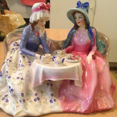 Royal Doulton Afternoon Tea HN1747 - Great Condition - Vibrant & Fresh Looking