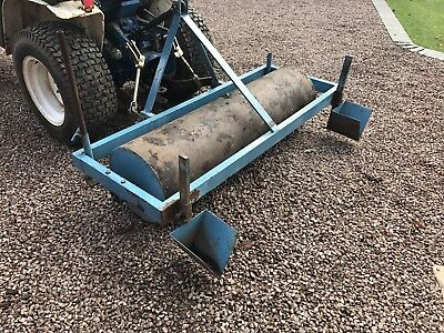 5ft 3 Point Linkage Roller Compact Tractor Farm Small Holding Landscaping Garden