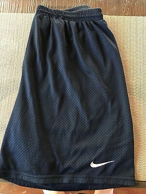 Nike Men's Team Sports Shorts,  Size Large in navy blue