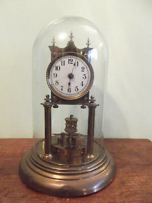 Antique german torsion 400 day clock to restore