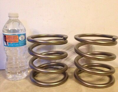 """Extra Large Compression Spring .500"""" Wire Lot Of 2"""