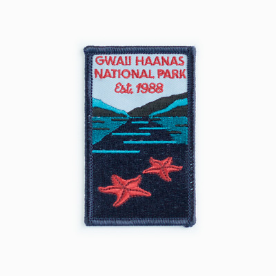 Gwaii Haanas National Park Patch