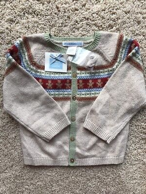 Janie and Jack Boys Sweater, Size 12-18 Months