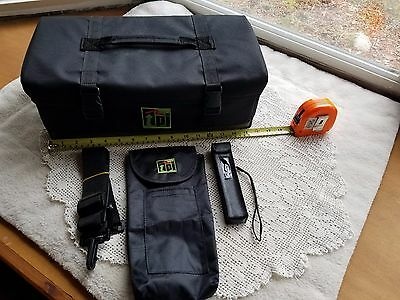 TPI Carrying Case Large Sectioned Soft  -  NO TOOL INCLUDED
