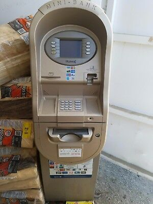 Hyosung NH-1520 ATM Mini-Bank Machine Model 1500 Gold Good Condition!