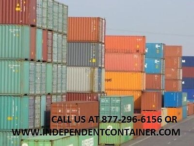 20' Cargo Container / Shipping Container / Storage Container in Detroit, MI