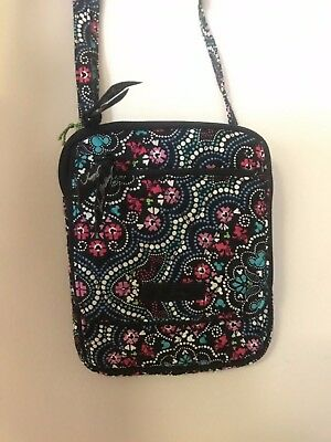 Vera Bradley Disney MINI HIPSTER Crossbody Bag in Disney Medallion Mickey