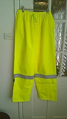 Atex High Visibility Reflective Over Work Pants size L