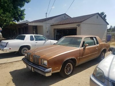 1979 Oldsmobile Cutlass Supreme 1979 Oldsmobile Cutlass Brougham No Reserve!