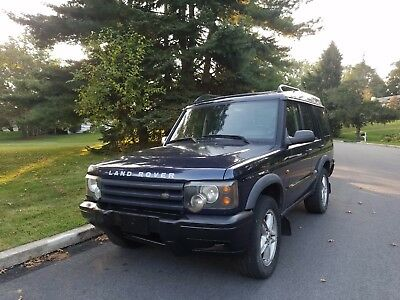 2003 Land Rover Discovery SE7 2003 Land Rover Discovery II 2 SE7