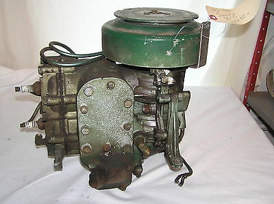 Johnson Outboard Motor Sd-15 1946-1948 Powerhead, Serial Number 684860 Sd 15