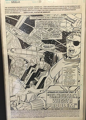 NICK FURY, AGENT OF SHIELD-(1989) Issue #16, page #1 splash