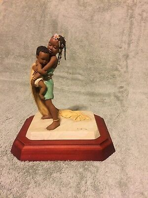 Thomas Blackshear Ebony Visions - The Siblings - Excellent - Price Negotiable