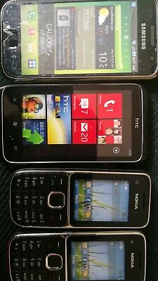 display model fake dummy pretend phones Samsung HTC Nokia