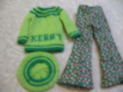 Ideal Crissy/Chrissy   Kerry named outfit