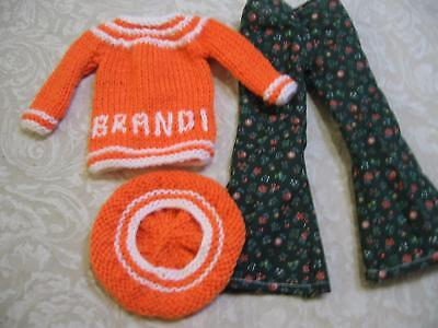 Ideal Crissy/Chrissy   Brandi named outfit