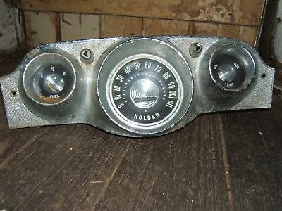 FB EK HOLDEN  Dash Cluster  SUIT PARTS or restore.
