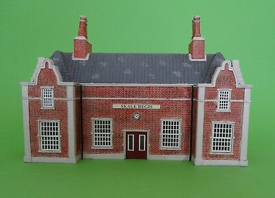 Hornby Skaledale R9633 Great Northern Station, As New/Unboxed, Free post AUS