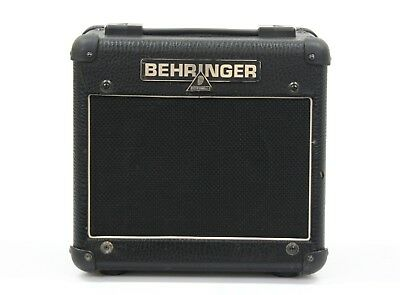 Behringer Vintager AC108 15W 1x8 Guitar Combo Tube Instrument Amplifier