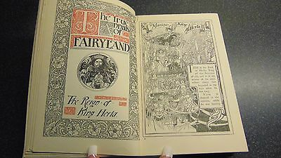 Circa 1900 The True Annal Of Fairy Land Illustrated By Charles Robinson