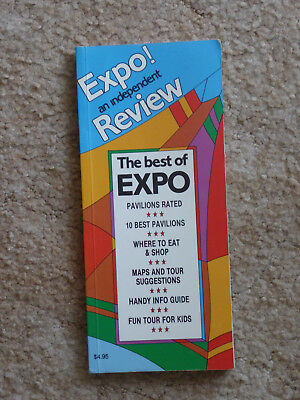 World EXPO Brisbane 1988 An Independent Review