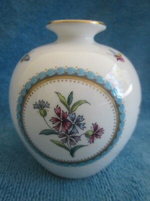 1990s SPODE England bone china  BUD VASE TRAPNELL F1427- F