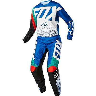 Motocross,enduro,completo Fox  Woman (Donna) 180 Blu 2018