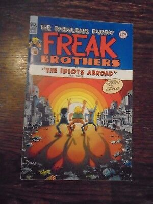 Freak Brothers Comic (10) Knockabout