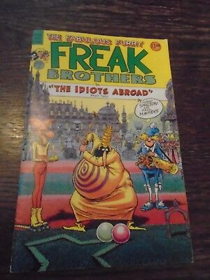 Freak Brothers Comic (9) Knockabout