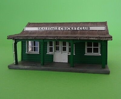 Hornby Skaledale R8990 Cricket Pavilion, As New Unboxed, Free post AUS