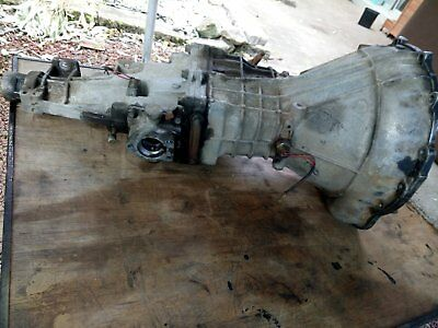 gemini 5 speed gearbox with shifter, clutch fork, top gear & reverse switch