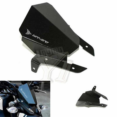 For Yamaha MT07 MT-07 2013-2016 Upper Headlight Top Mount Cover Fairing screen