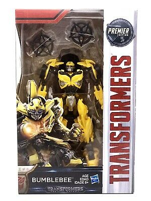 Transformers Bumblebee The Last Knight Premier Deluxe L'ultimo Cavaliere Hasbro