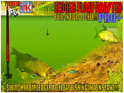 New This Year!!! Go Ledger Fishing With Floats And Auto Depthfind! [Med Shallow]