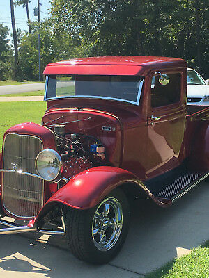 1933 Ford Other Pickups B model 32 Ford B model all steel body!