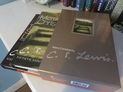 Mere Christianity: AND The Screwtape Letters by C. S. Lewis (Hardback, 2001)