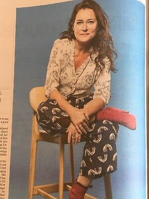 Times Weekend Supplement 16th September 2017 Sidse Babett Knudsen Interview