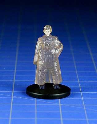 Star Wars miniatures minis Legacy Of The Force Luke Skywalker, Force Spirit #36