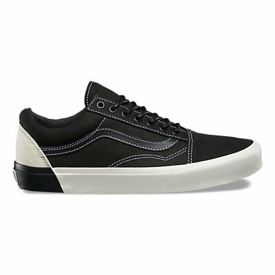 Chaussures Vans Old Skool Blocked Black and White Taille 43